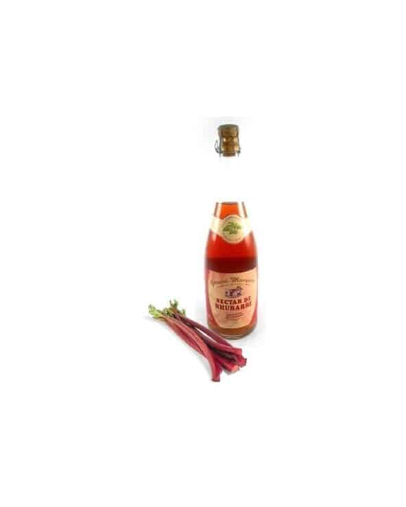 Nectar de Rhubarbe 75cl