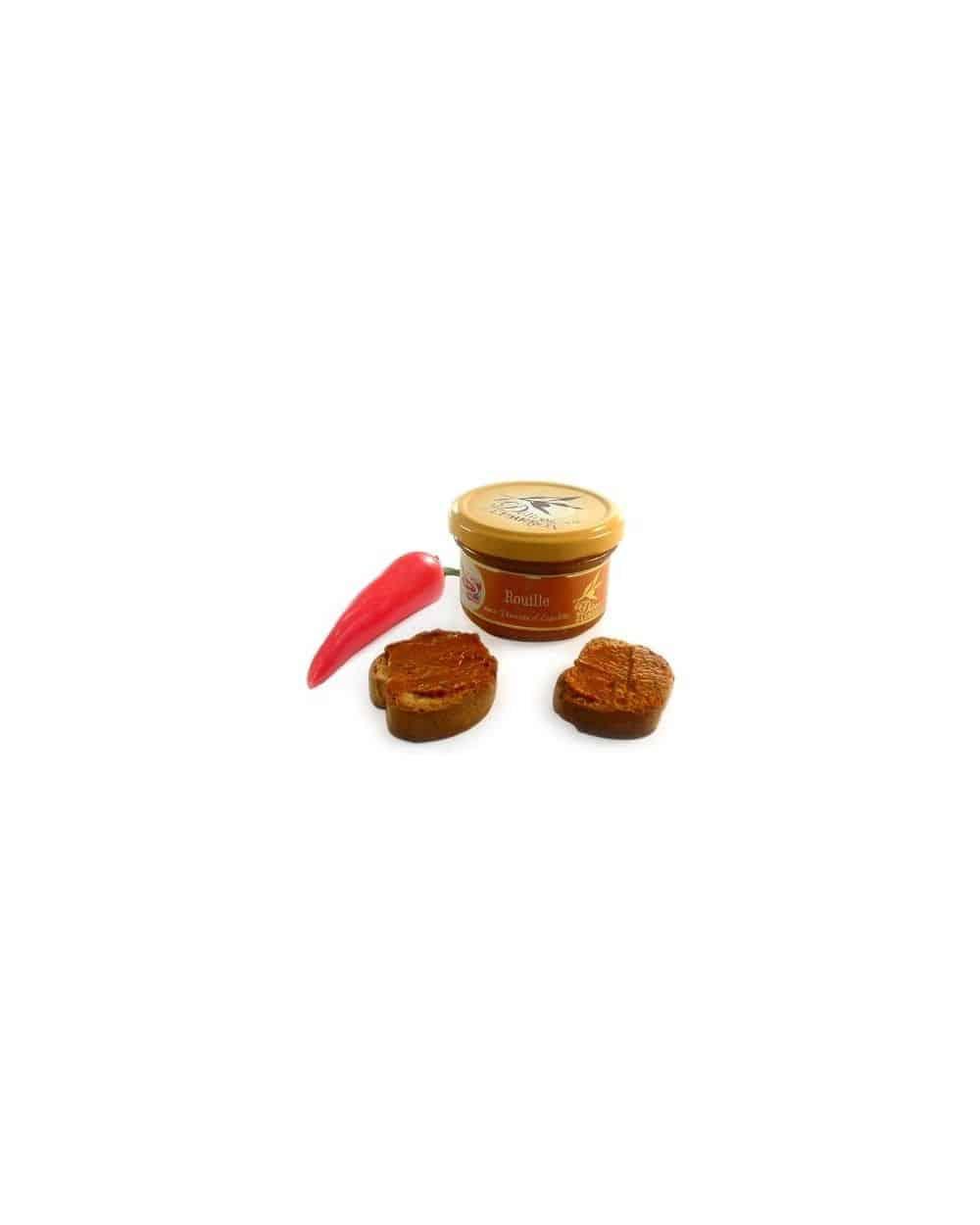 Rouille aux piments d'Espelette AOC 90g
