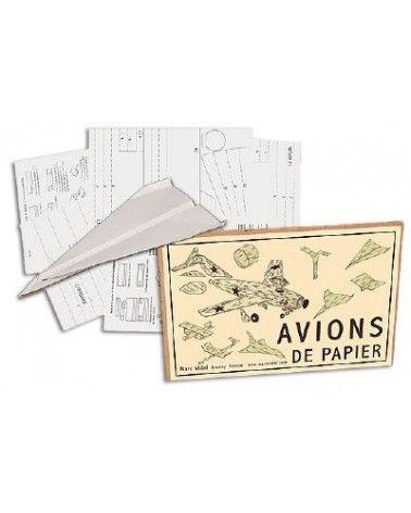 Avions de papier
