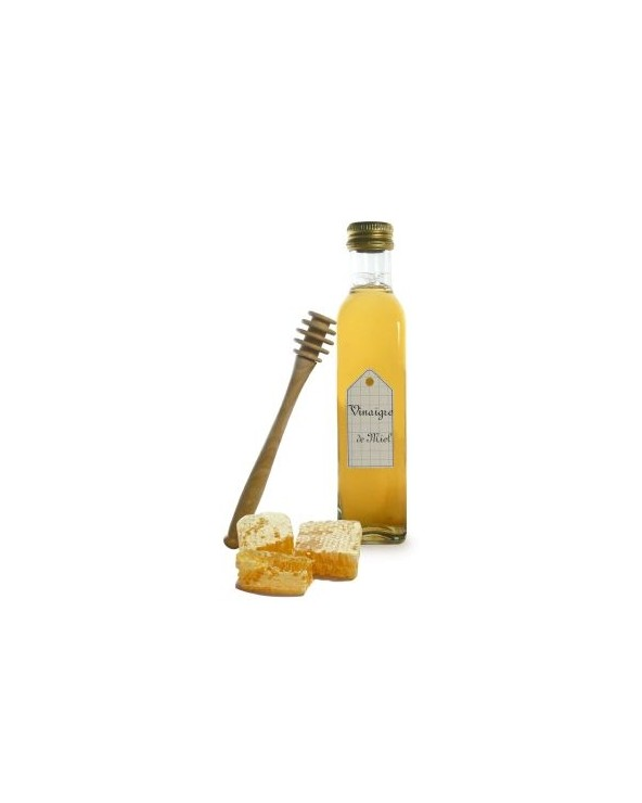 Vinaigre de miel produit artisanal 25 cl