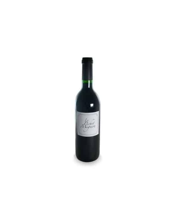 """Vin rouge """"Le pichet Mignon"""" BIO 75cl"""