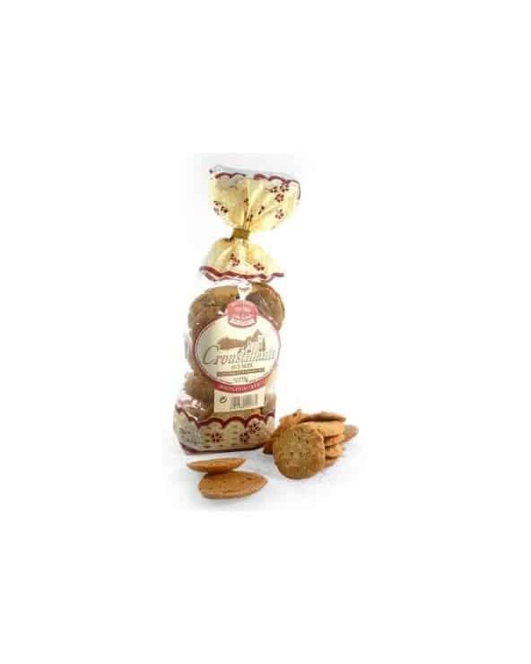 Croustillants aux noix 100g