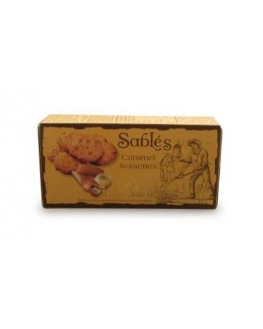 Etui pocket sablés caramel beurre salé 55g