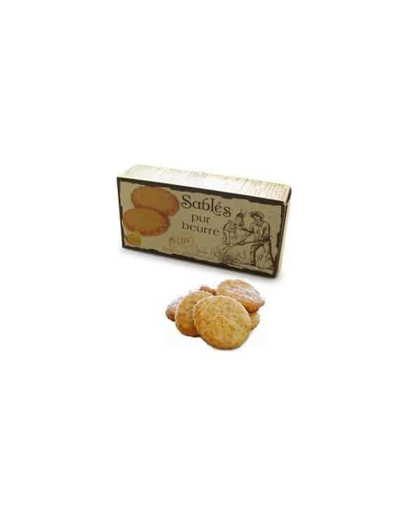 Etui pocket galettes sablées pur beurre 60g