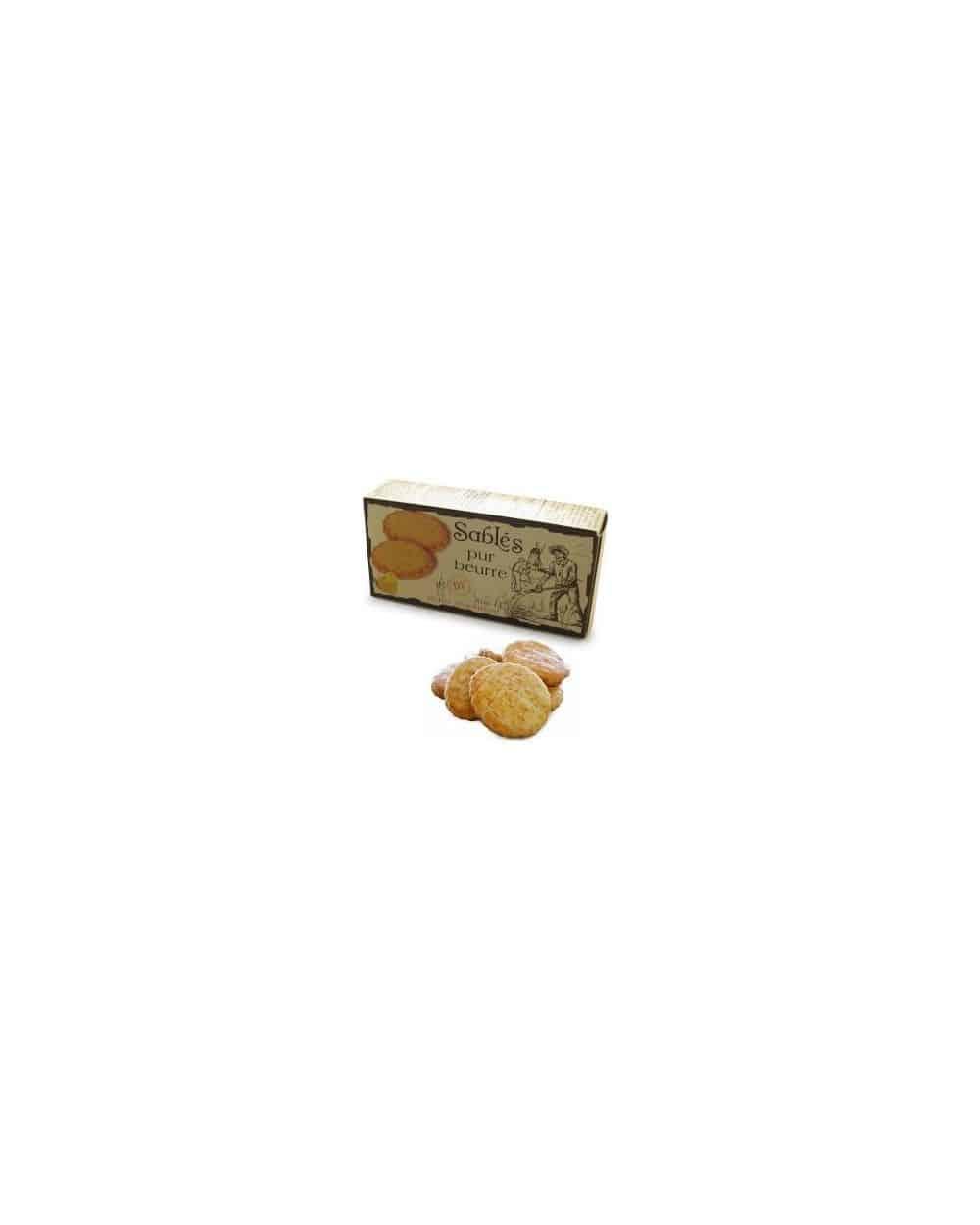 Etui pocket galettes sablées pur beurre 50g