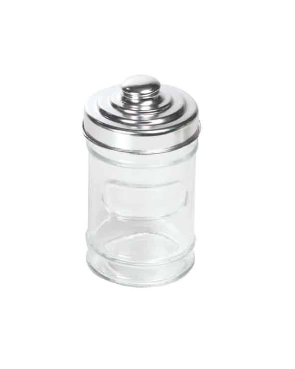 Mini Bonbonnière en verre
