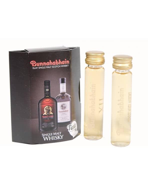 """Etui de 2 Whisky """"Bunnahabhain"""" 2x15ml"""