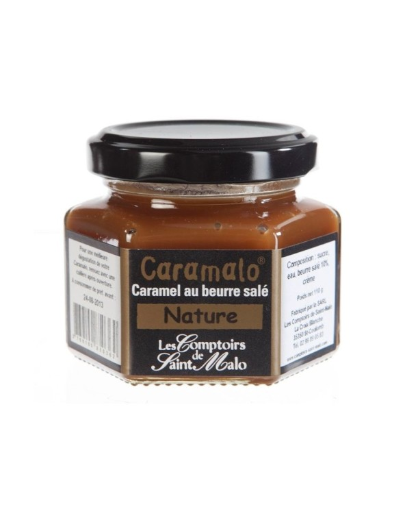 "Caramel au beurre salé ""Caramalo"" 110g"