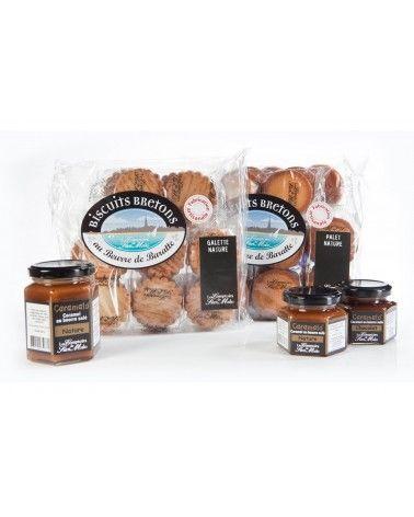 """Caramel au beurre salé saveur chocolat """"Caramalo"""" 110g"""