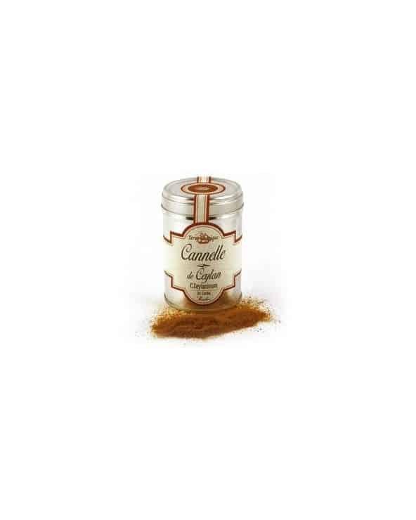 Cannelle en poudre, Ceylan 60g