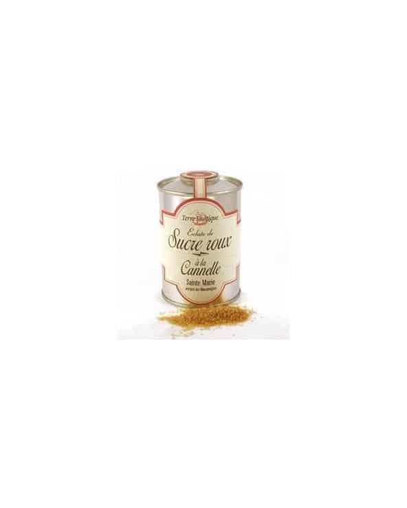 Eclats de sucre roux, à la cannelle en poudre 250g