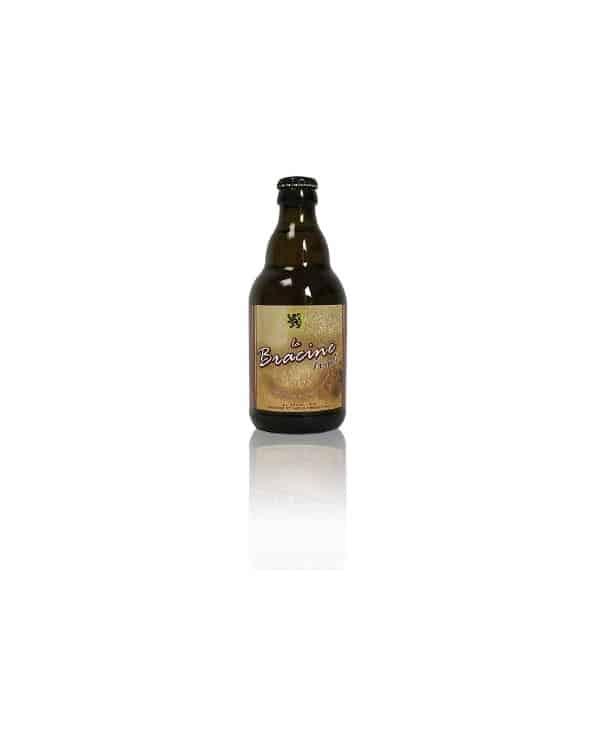 """Bière blonde du Nord """"Bracine"""" triple 9% 33cl"""