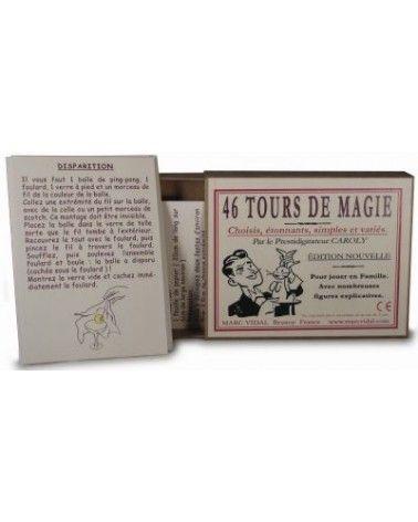 46 Tours de magie