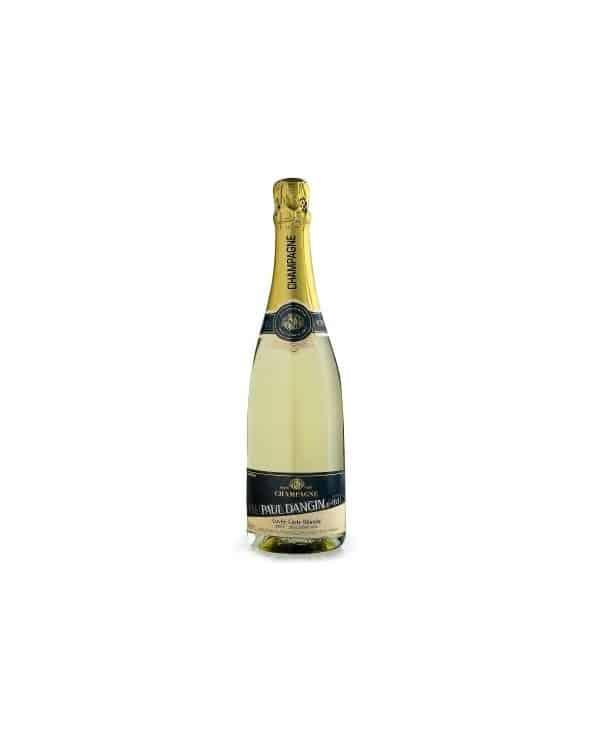 """Champagne Brut Dangin et Fils """"Cuvée carte blanche"""" millésimé 75cl"""