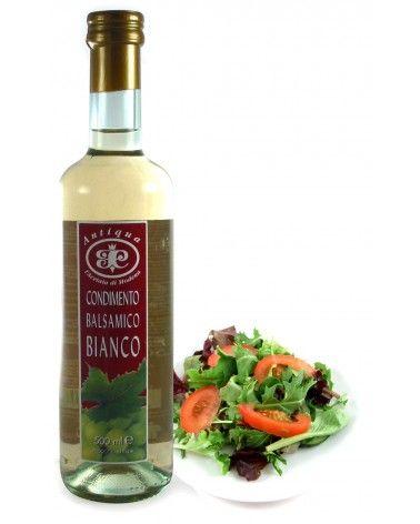 Condiment balsamique blanc 25cl