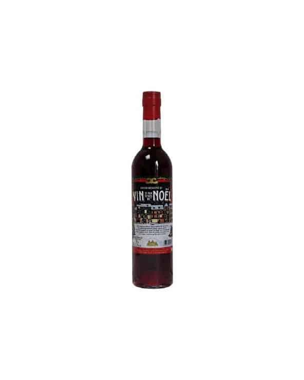 Apéritif au vin et épices de Noël 37.5cl