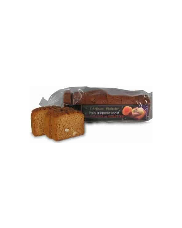 Toast de Pain d'épices Figues 120g