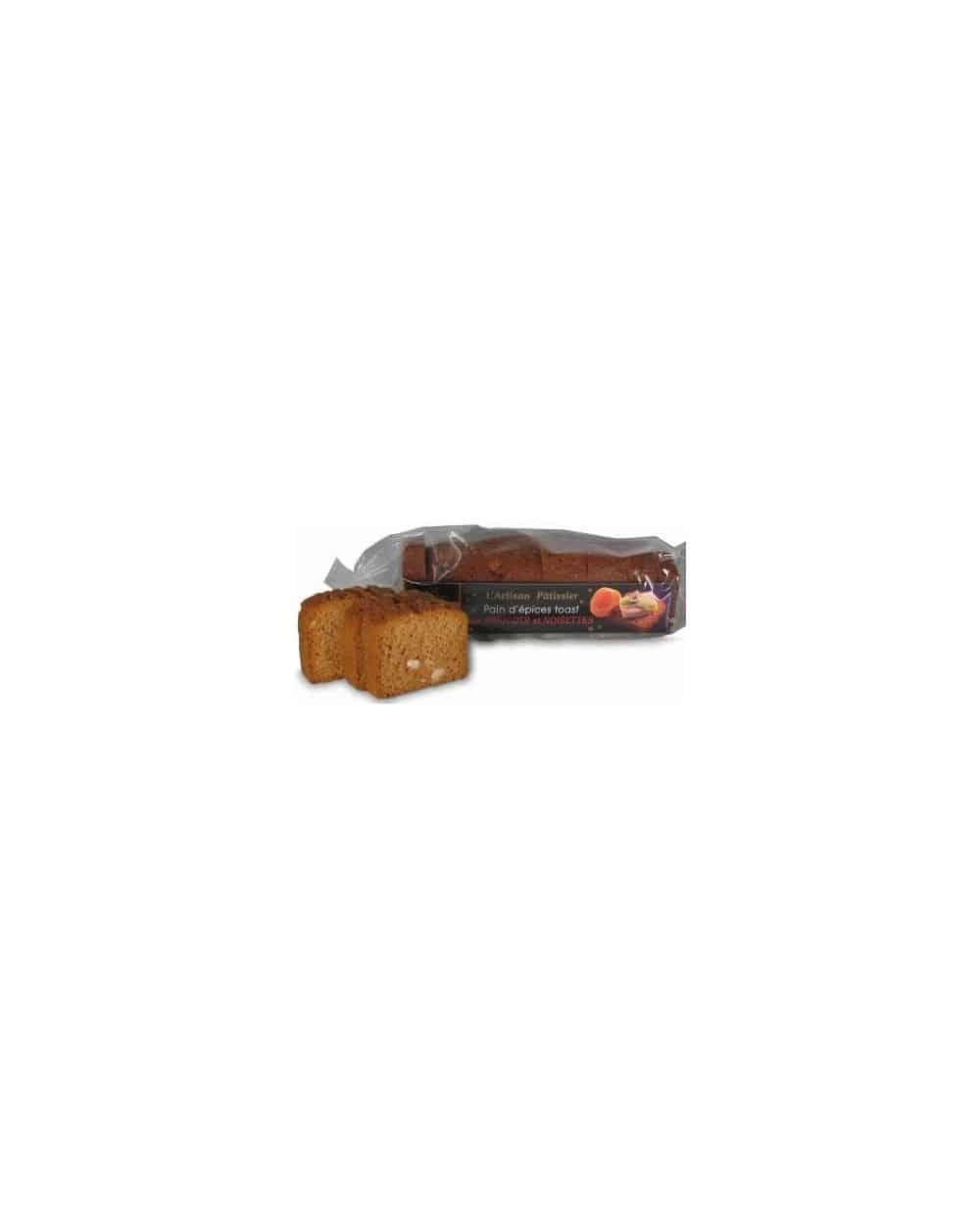 Toast de Pain d'épices Figue et miel 120g