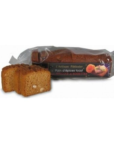 Toast de Pain d'épices Figues 120g