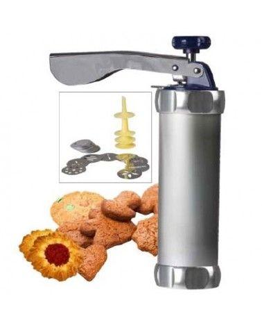Pressoir en aluminium pour faire des biscuits