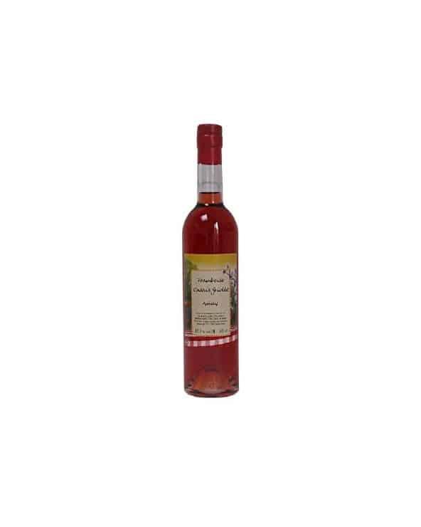 Apéritif framboise cassis griotte 37.5cl