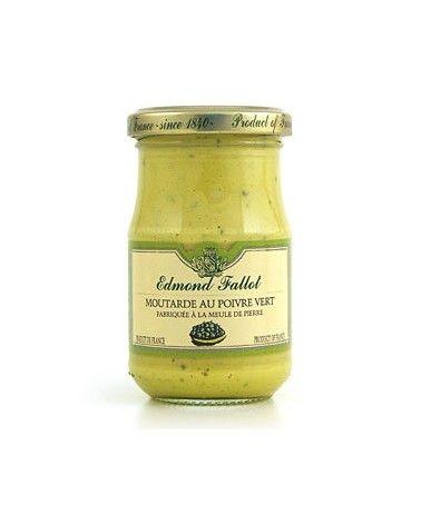 Moutarde au Poivre Vert 210g