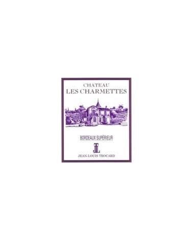 Vin rouge Château des Charmettes 75cl