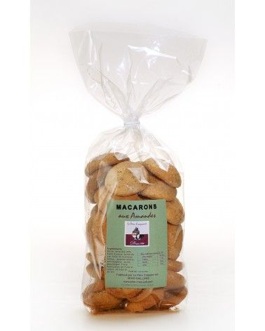 Macarons du Vercors aux amandes 125g