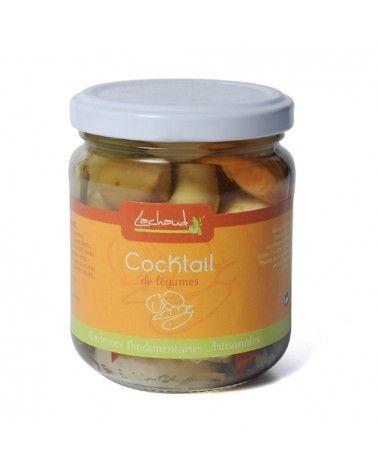 Cocktail de Légumes Aigres-Doux 110g