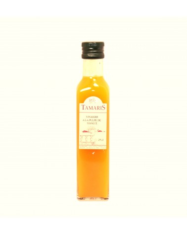 Vinaigre à la pulpe de Mangue 25cl