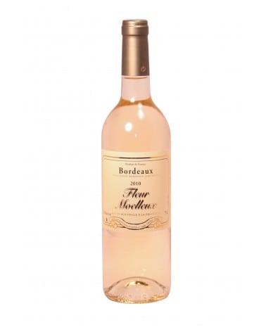 Bordeaux Vin Blanc Fleur Moelleux 2010 75cl