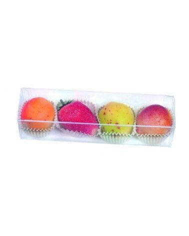 Fruits en Pâte d'Amande 90g