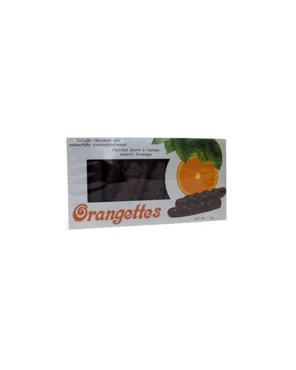 Orangettes 200g