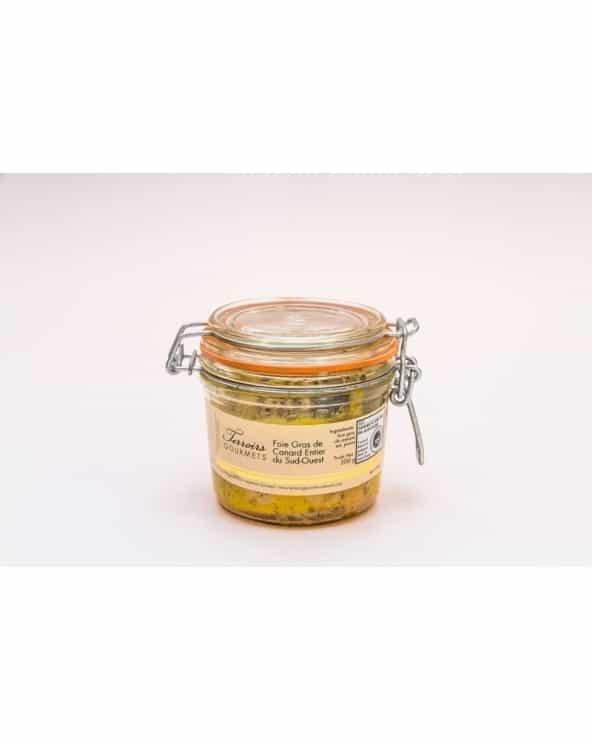 Foie gras de canard entier TG 300g