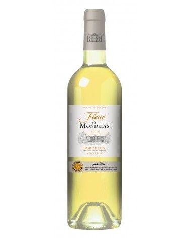 Fleur de Mondelys Bordeaux Blanc Moelleux 75cl