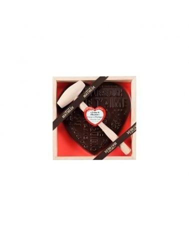 Choco'message Coeur à casser 300g