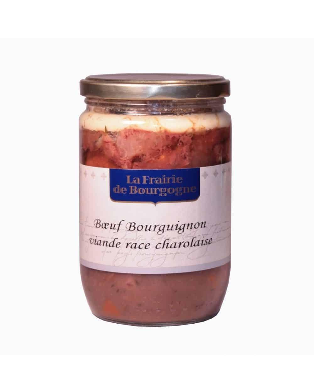 Boeuf Bourguignon Viande Charolaise 600g