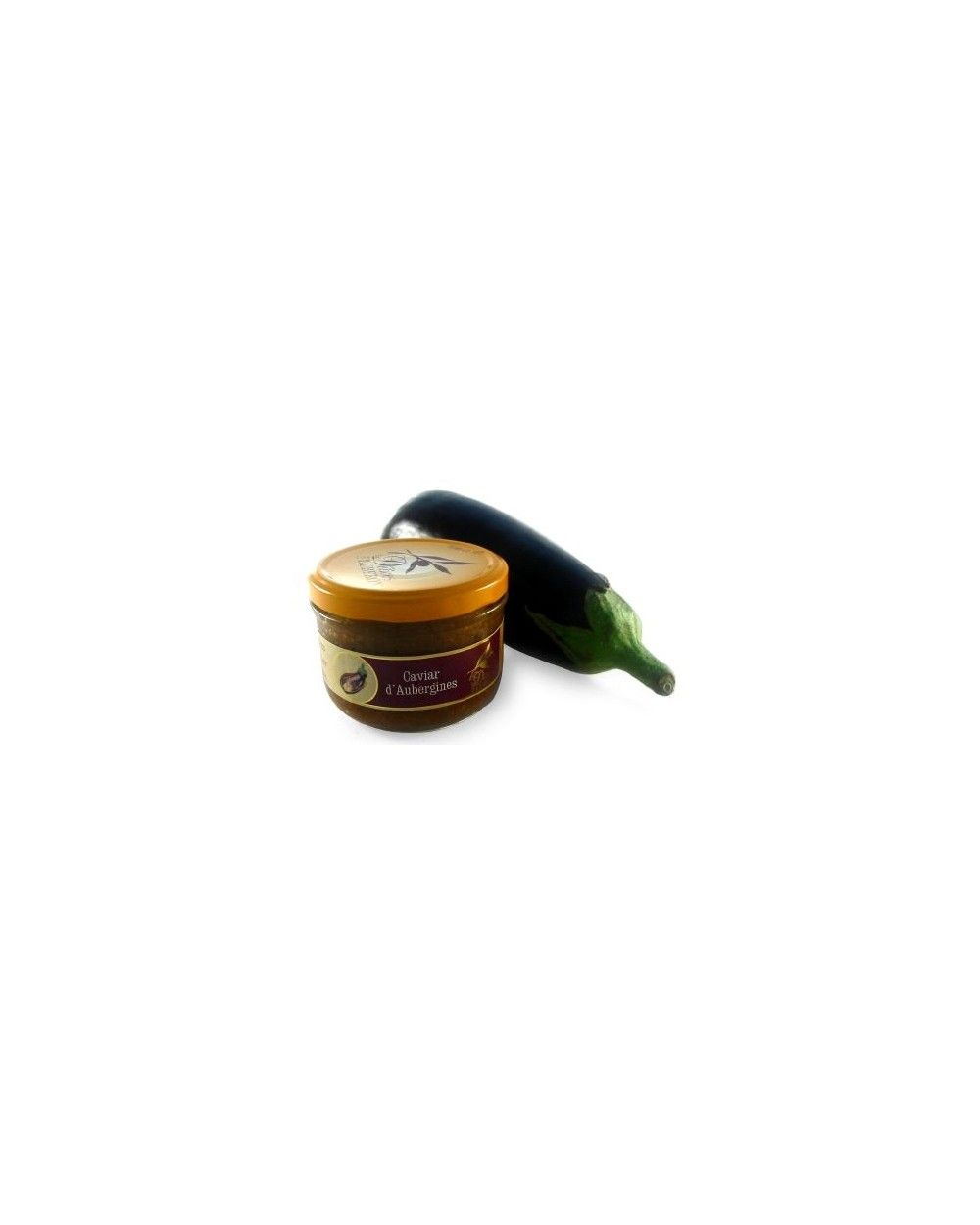 Caviar d'aubergines Lucien Saveurs 100g