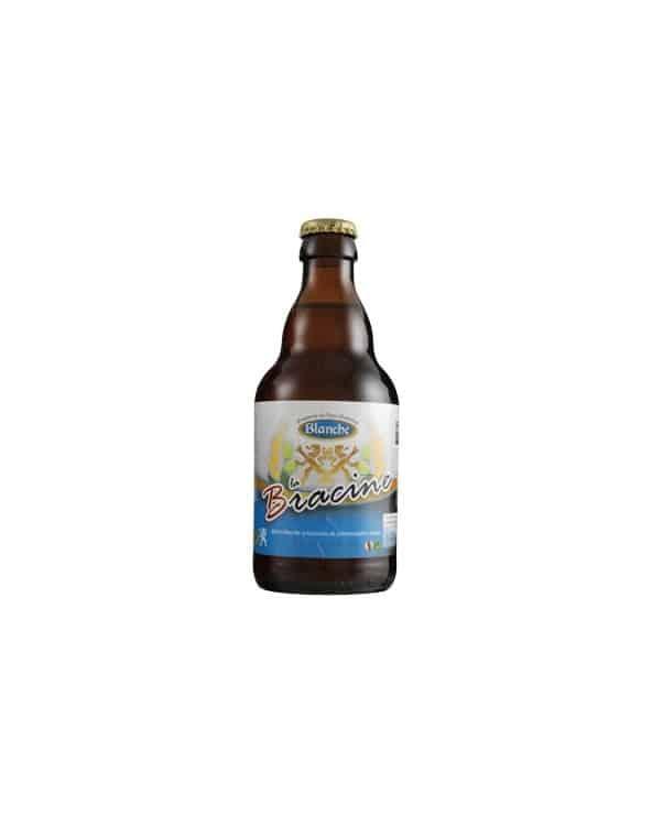 """Bière blanche du Nord """"Bracine""""  33cl"""