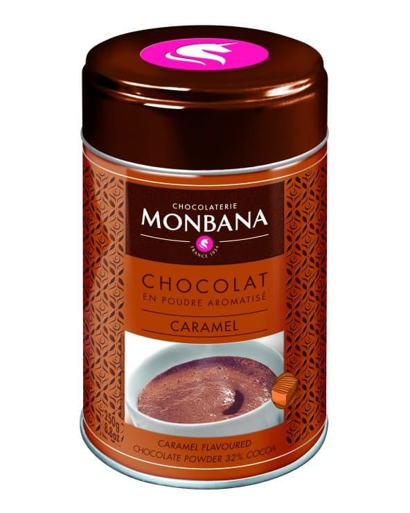Chocolat en Poudre arôme Caramel 250g
