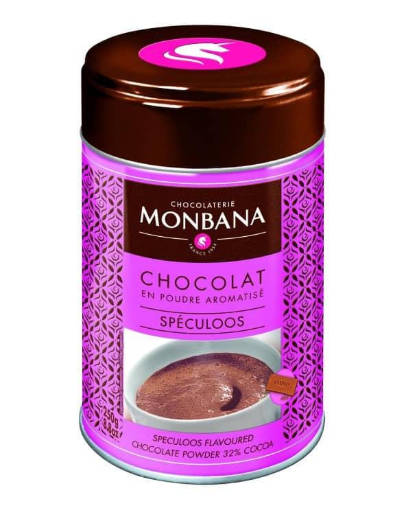 Chocolat en Poudre arôme Spéculoos 250g