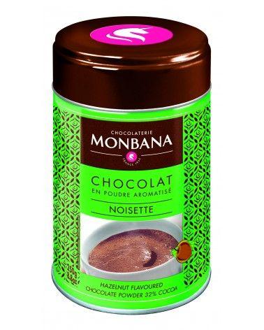 Chocolat en Poudre arôme Noisette 250g