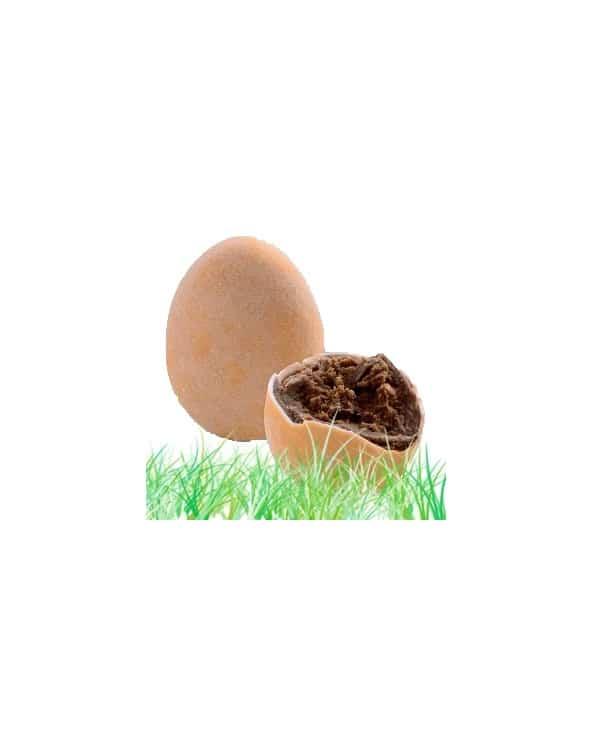 Oeuf de Poule au chocolat au lait dragéifié 34g