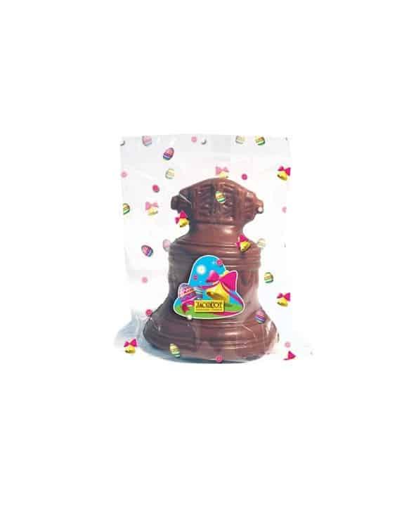 Cloche de Pâques au chocolat au lait 125g