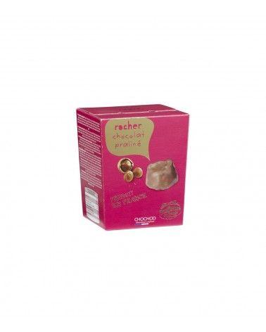 Rocher au Chocolat Praliné 100g