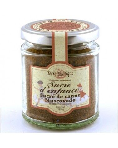 Sucre de Muscovado 120g
