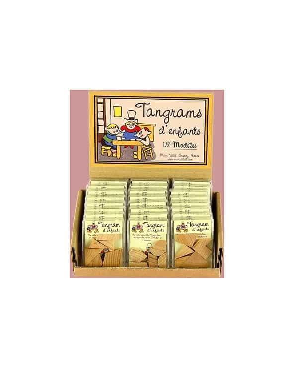 Tangrams pour enfants