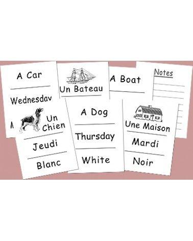 J'apprends L'anglais : Les premiers mots