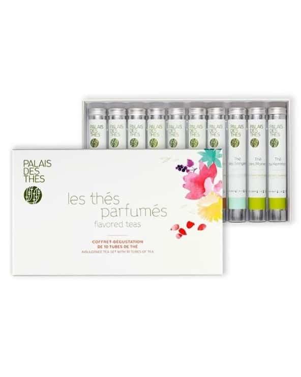 Les Thés Parfumés Coffret Dégustation 120g