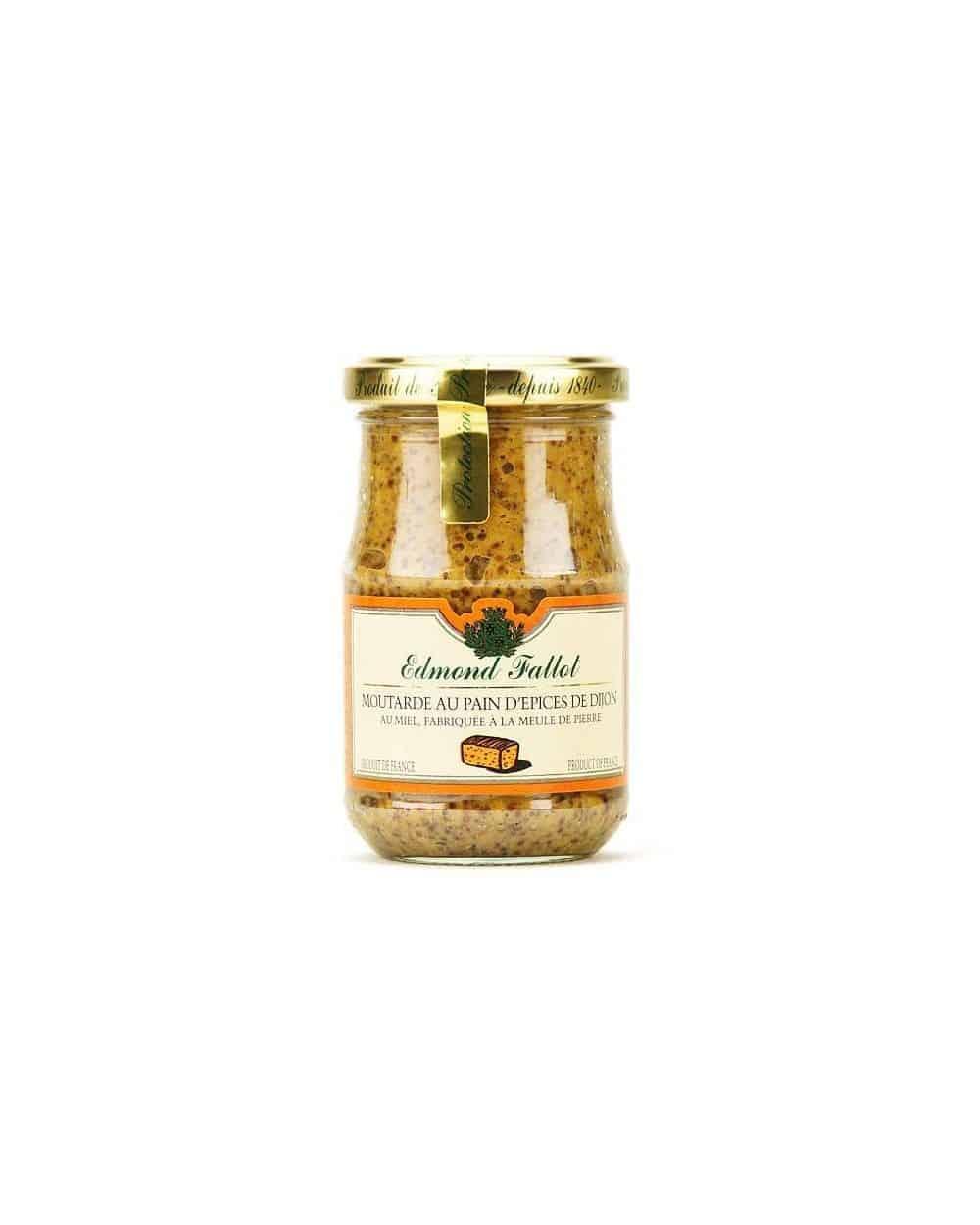 Moutarde au Pain d'épices de Dijon 205g